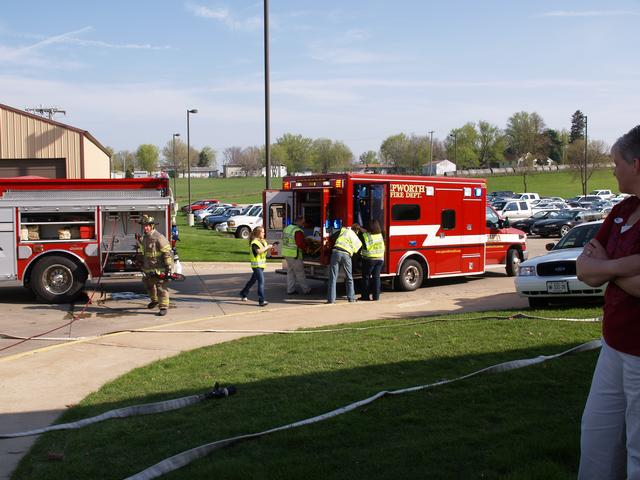Victory Ford Dyersville >> WD Mock Disaster Motor Vehicle Collision - Epworth Fire ...