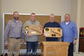 Retired Honoree Firefighters GET THE AXE