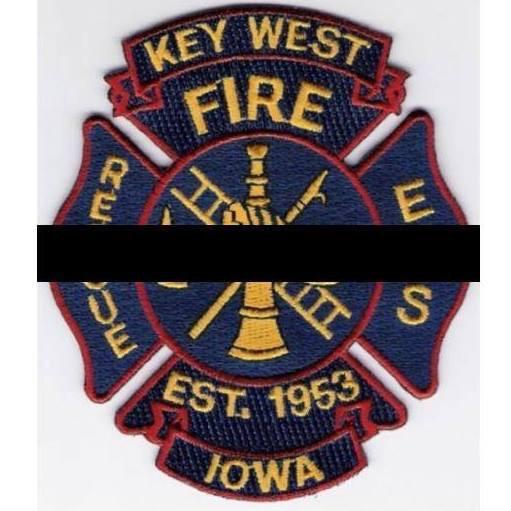 Condolences To The Brian Arnold Family And Key West Fire Department Chief Was A Friend Many Of Us He Will Forever Be Missed