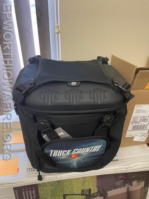 Grizzley Cooler donated by McCoy Group