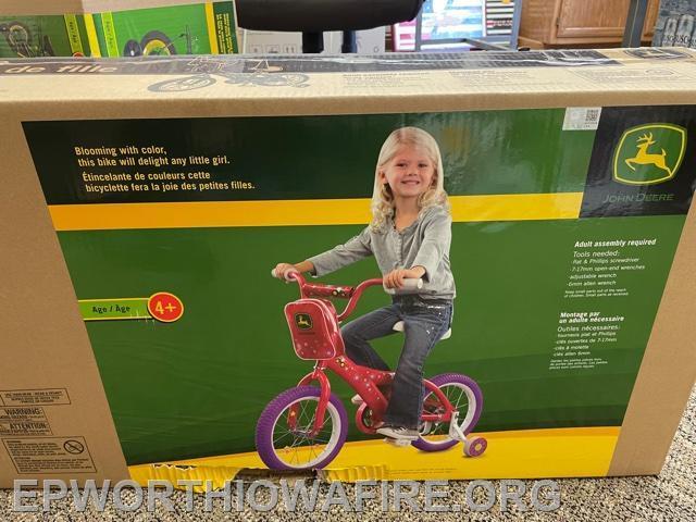 Kids Bike Jerry and Sue Ostwinkle