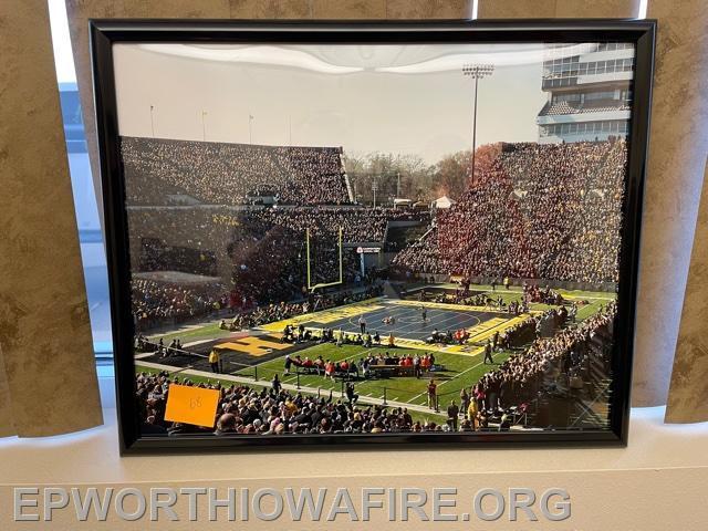 Iowa Wrestling Photo by Tom Danner
