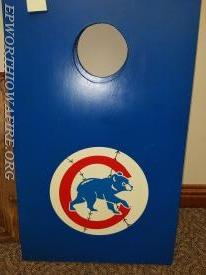 Chicago Cubs Bean Bag Set